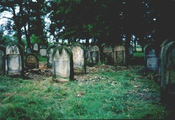 Cemetery as of Aug. 1, 2001